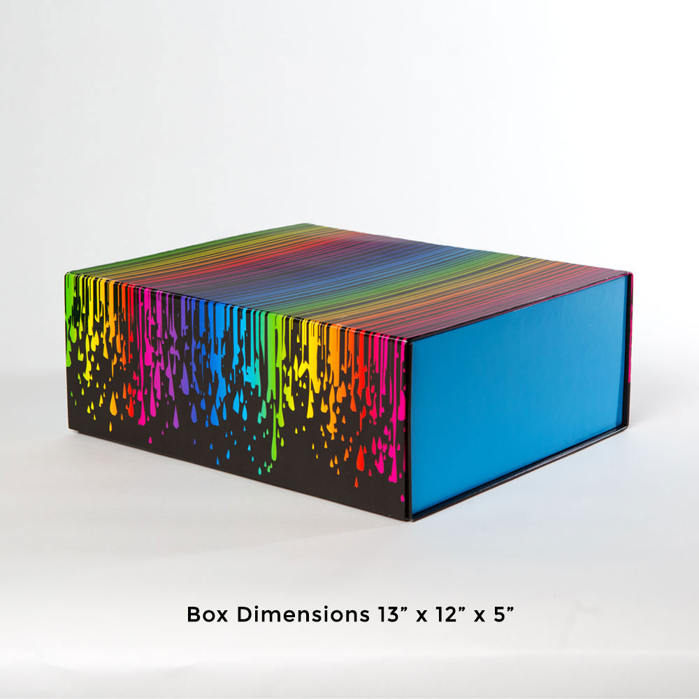 large box dimensions | thoughtful gifts for cancer patients | Rock the Treatment