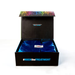 large gift box | thoughtful gifts for cancer patients | Rock the Treatment
