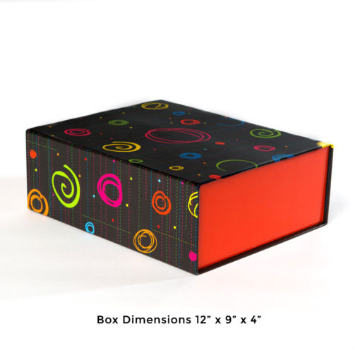 medium box dimensions | thoughtful gifts for cancer patients | Rock the Treatment
