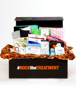 men's medium gift box | thoughtful gifts for cancer patients | Rock the Treatment