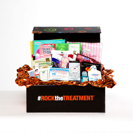 women's medium box | thoughtful gifts for cancer patients | Rock the Treatment