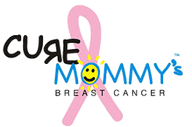 cure mommy logo | thoughtful gifts for cancer patients | Rock the Treatment